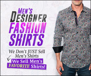 Mens Designer Fashion Shirts